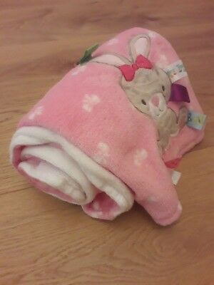 Taggies Baby Girl Blanket (Mary Meyer)