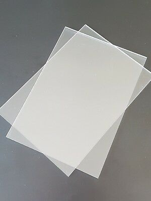 Acrylic Clear Perspex 3mm Cut to Size Panels Glass Replacement Plastic Panels