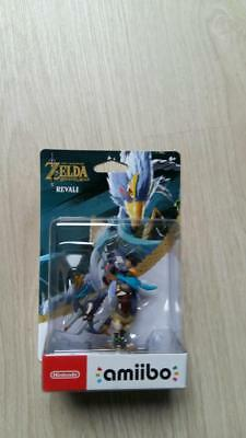 Amiibo Nintendo Revali Zelda Breath Of The Wild Dispo