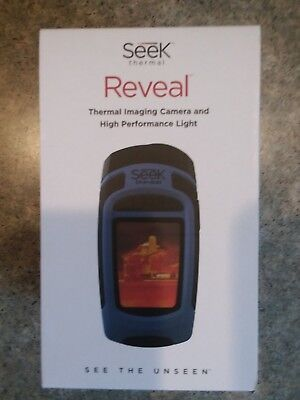 Seek Thermal Infrared Camera, 100 Mk, Fixed, 9 Hz