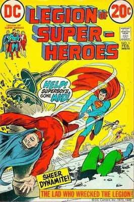 Legion of Super-Heroes (1973 series) #1 in Very Fine minus condition. DC comics