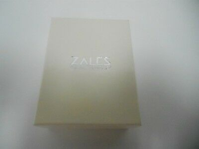 """(Lot #36) Lot Of 3 New Zales The Diamond Store Empty Gift Boxes 4"""" X 3"""""""