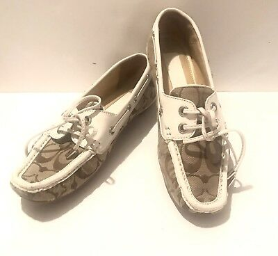 buy cheap to buy casual shoes COACH DRIVER LOAFER Shoes Vintage Womens Size 9.5 - $35.00 ...