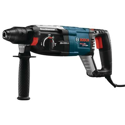 New Bosch 8.5 Amp Corded 1-1/8 in. SDS-Plus Variable Speed Rotary Hammer Drill
