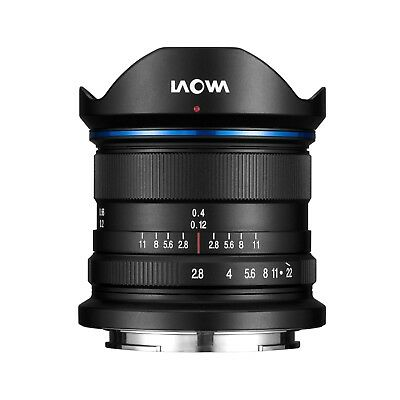 Laowa C&D-Dreamer 9mm f/2.8 ultra wide lens for Fuji X mount system APS-C new