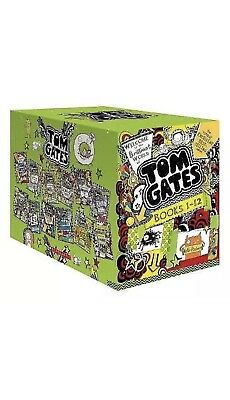 NEW Welcome to the Brilliant World of Tom Gates 12 Books Collection
