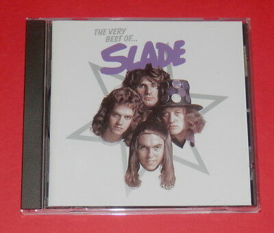Slade - The very best of Slade -- 2er-CD / Rock