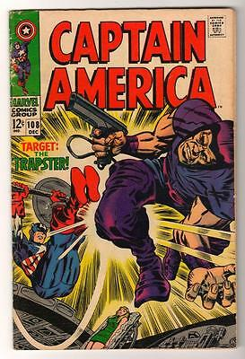 MARVEL Comics VG+  4.5 Avengers 108 Captain america