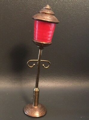 Unser Alter Fingerhut In Form Einer Laterne Dänish Öre