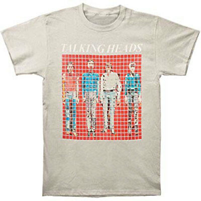 Talking Heads More Songs Official Men's Grey T-Shirt US Import SMALL