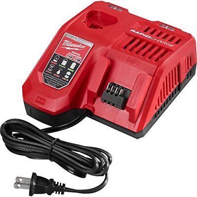 New Milwaukee 48-59-1808 M18 & M12 cordless battery Rapid Charger