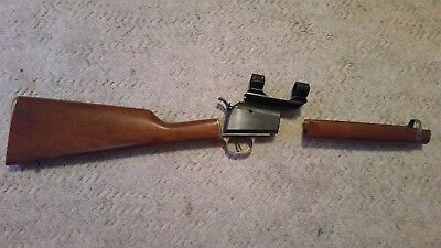 THOMPSON/CENTER ARMS SCOUT Stock And Forend Trigger Scope Mount Tc  Muzzleloader