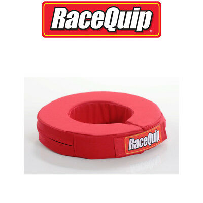 Racequip 333013 360 Degree Non SFI Helmet and Neck Support Collar; Red