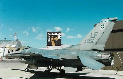 Original negative F-16C 84-0252 309th FS