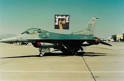 Original aircraft negative F-16C 83-0122 309th FS