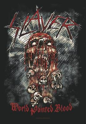 Slayer Aufkleber / Sticker # 17