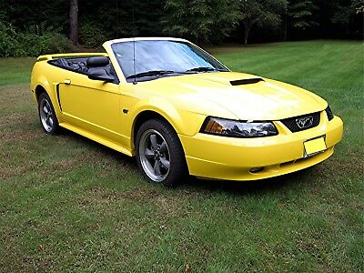 2002 Ford Mustang GT L (LOADED) Convertible 2002 Ford Mustang GT convertible ABSOLUTE PERFECTION