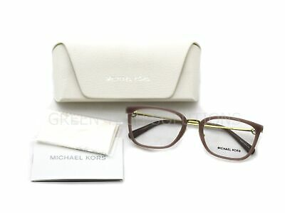 a72e7c100ae50 Michael Kors Captiva MK4054 3320 Light Purple Eyeglasses Frames 54 20 140