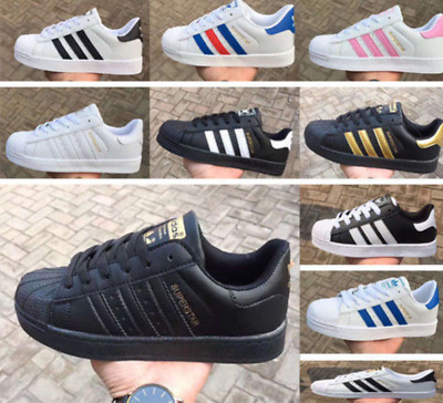 Womens Shoes Superstars Lace-up Pumps Trainers Running Mens Sports Casual Shoes