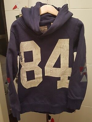 Scotch Shrunk Pullover Hoody Gr.8 / 128