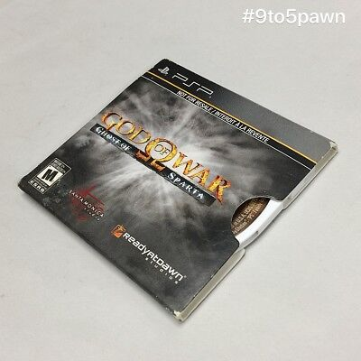 God of War: Ghost of Sparta (Sony PSP, 2010) Video Game #9to5pawn
