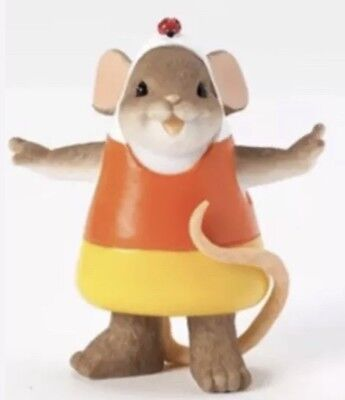 Charming Tails A Little Corny But So Sweet Enesco Mouse Figure *New In Package*
