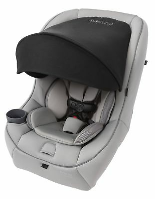 Maxi-Cosi Cosi Convertible Car Seat Black Canopy Baby Infant Protection Toddler