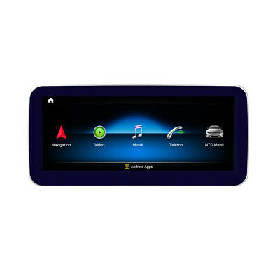 """Mercedes Benz Glc C V W447 W205 X253 NTG5x 10 """" Android 7.1 Touch Screen GPS"""