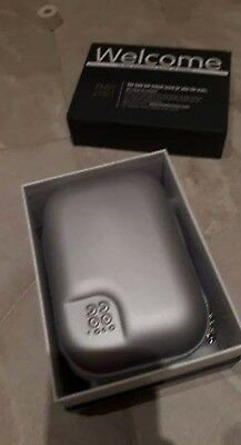 BNIB NO NO PRO 5 Hair Removal KIT Plus Travel Case Brush CD UK