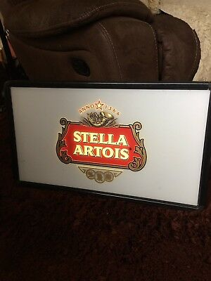 Stella Artois LED Display Sign Ideal for Pubs/Clubs