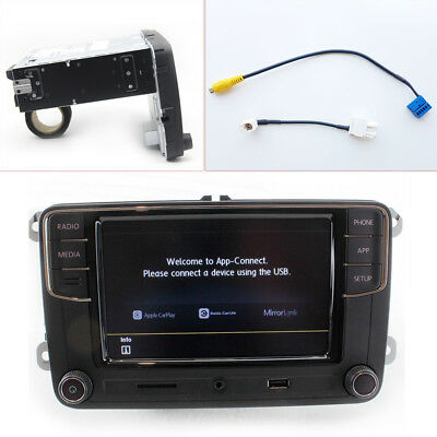 RCD330 Desay 187B Stereo 6RD 035 187 B Antenna Adapter Support Rear View Camera