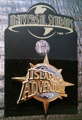 Universal Studios Islands Of Adventure Collectible Pin Authentic Original Rare A