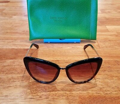 ddee7550aa5 KATE SPADE CISSY Cat Eye Sunglasses with Case -  35.99
