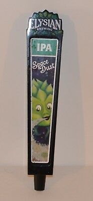 ELYSIAN BREWING Space Dust IPA 11 Inch Tap Handle
