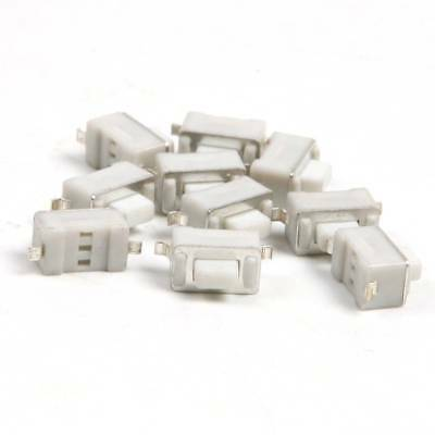 10pcs Momentary Tact Tactile Push Button Switch SMD Surface Mount 4.7x3.5x1.65mm
