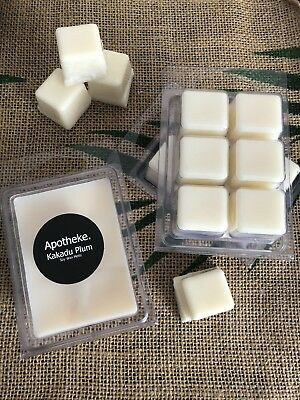 Wax Melts KAKADU PLUM Highly Scented - Natural Soy Wax