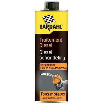 Traitement Carburant diesel Bardahl