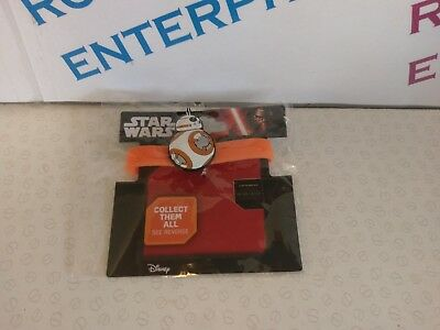 Disney Star Wars BB-8 Rubber Wristband New