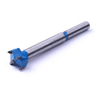 16mm Woodworking Forstner Boring Wood Hole Saw Cutter Drill Bit 7mm Shank