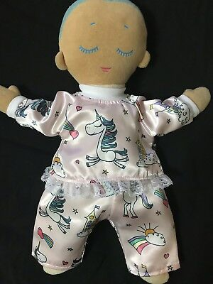 Dolls clothes made to fit Lulla Doll  - Pyjamas