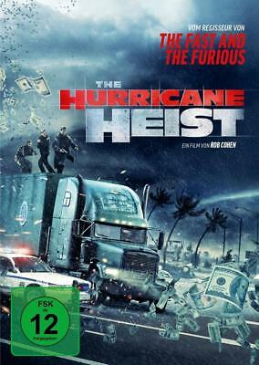 The Hurricane Heist | DVD | englisch, deutsch | NEU | 2018
