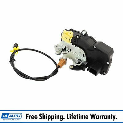Door Lock Actuator Motor Latch Rear Passenger Side Right RH for Malibu Aura New