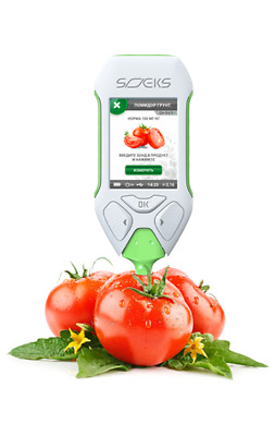 SOEKS Ecovisor F2 personal express nitrate and water TDS quality tester EU Vers.