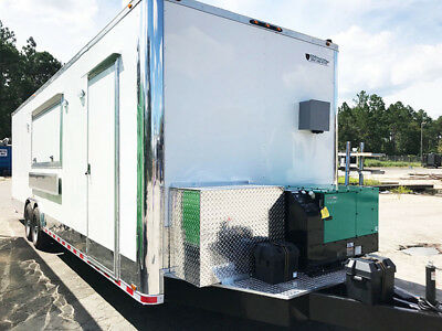 8.5x28 Fully Loaded Concession Trailer- Must See Fully Loaded!!