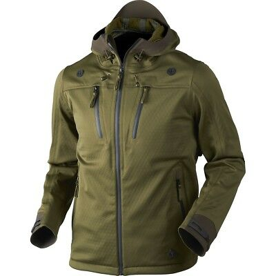 Seeland Hawker Shell Jacket - Pro Green Hunting Shooting