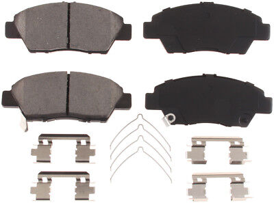 Disc Brake Pad Set-Stop by Honeywell Ceramic Disc Brake Pad Front fits 09-13 Fit