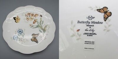 18pc SET - Lenox China BUTTERFLY MEADOW Service for Six