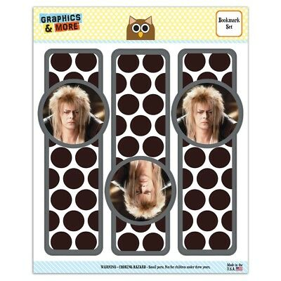 David Bowie As Jareth From The Labyrinth Bicycle Handlebar Bike Bell