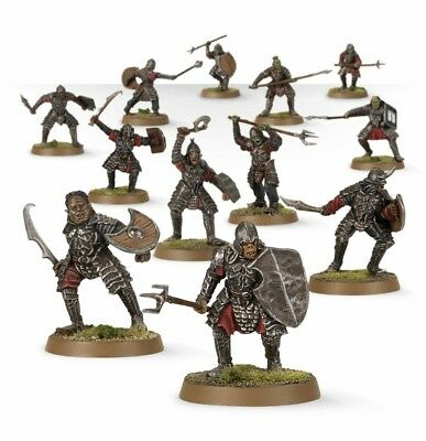 12 Morannon Orcs Lord of the Rings Middle Earth GW LotR
