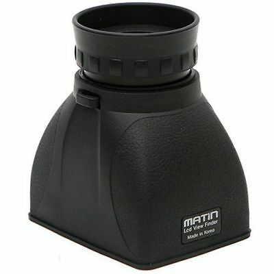 """Matin 2x LCD View Finder Extender Magnification for up to 3.2"""" LCD Screen M-6296"""